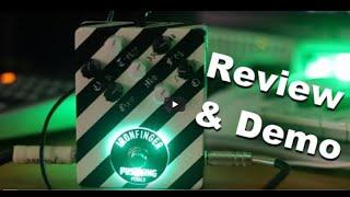 Bestes Distortion Pedal ever? Das IRONFINGER Signature Distortion Pedal im Test!