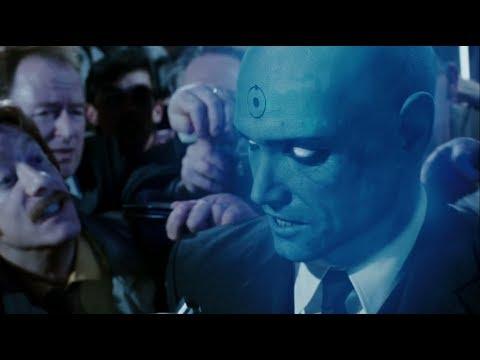 Watchmen Les Gardiens - L'interview de dr manhattan (VF)