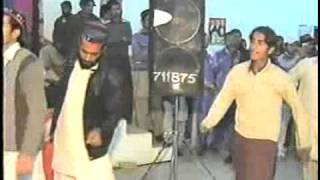 Noor Zahid attan in PSF wel come party 2011
