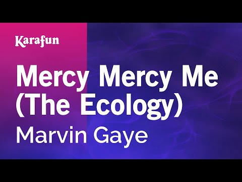Marvin Gay Mercy Mercy 99