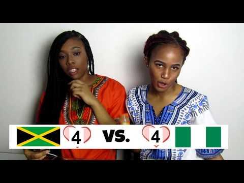 Nigerian VS Jamaican Slang