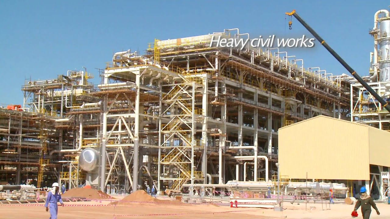 Oil & Gas video | Galfar, Oman | HardHat Media