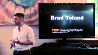 What I learned from Vladimir Lenin | Brad Toland | TEDxBirminghamSalon