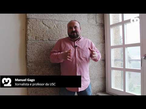 Conversa sobre O Diario Galego con Manuel Gago