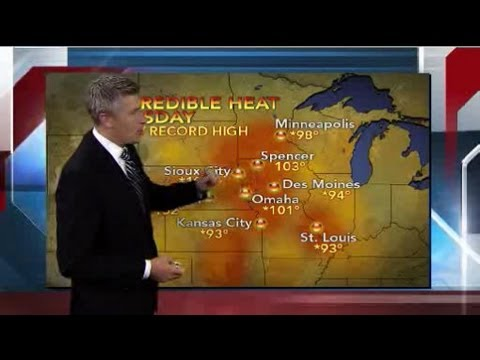 TODAY'S TMJ4 WEATHER AT 12:00PM