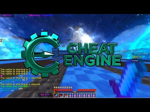 Cheatengine Against The Hacker Bot
