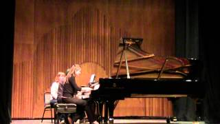 Prokofiev Concerto No 1 for piano and orchestra D flat major 1/2
