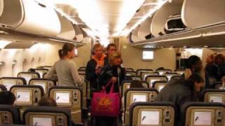 A380 Air France. JFK-CDG