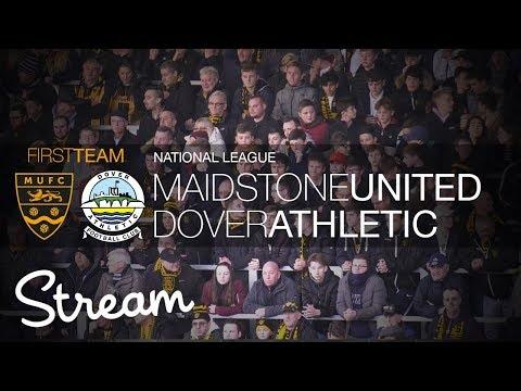Maidstone United Vs Dover Athletic (01/01/18)
