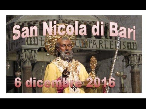 BARI - Festa Liturgica SAN NICOLA di Bari - Processione