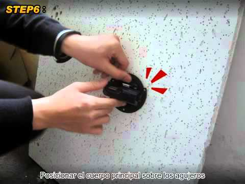 Como instalar la camara de vigilancia avc492zan youtube - Camaras de vijilancia ...