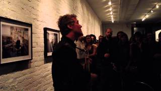 """The Story of an Artist"" by Daniel Johnston / Performed by Glen Hansard"