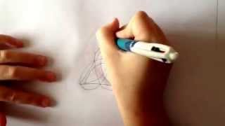 How to draw a keltic knot