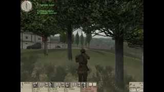 Hidden and Dangerous 2 Sabre Squadron walkthrough: mission 8: Op. Houndsmith - Razor Blade [HD]