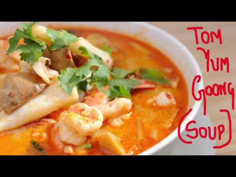TOP 10 Thai Dishes !!