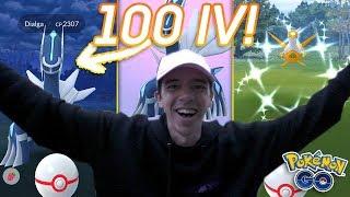 LUCKIEST DAY OF LEGENDARY RAIDS IN POKÉMON GO! (Shiny Latias & Dialga Raid Guide Pokémon GO)