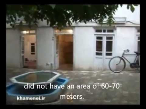 "The House of Ayatullah Khamenei ""My Father's House"" - English.flv"
