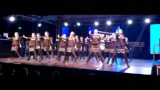 SIS N BRO MEGA CREW - Locul II la Hip Hop International Romania 2017