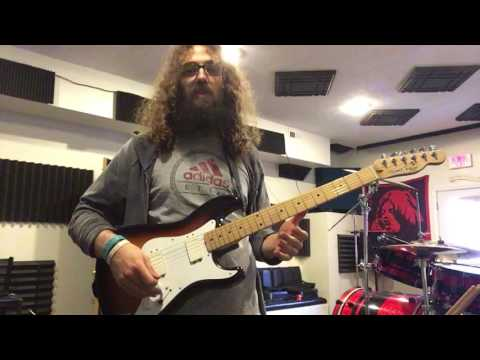 1983 Fender Squier Bullet One Electric Guitar MIJ Japan Demo