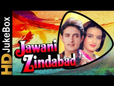 Jawani Zindabad (1990) | Full Video Songs Jukebox | Aamir Khan, Farha Naaz