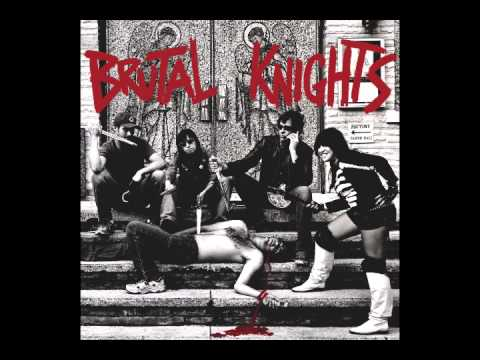 Brutal Knights - Grow up throw up