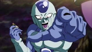 You Say Run Goes with Everything. Roshi and Vegeta vs Frost. (DBS EP. 107)