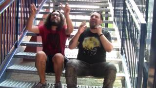 Dissami 'sto Covenant feat. Frusciante