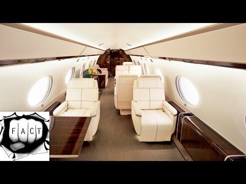 15 Most Luxurious Private Jets