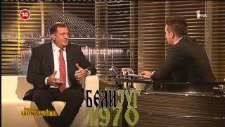 Milorad Dodik (GROBAR) - USTASE I ODOSE ! (30.11.2012)
