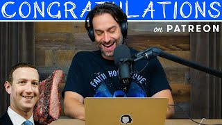 CLIP: Smoked Meats (from Patreon-only Ep 193) | Congratulations Podcast with Chris D'Elia