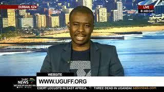 7th edition of the Ugu Festival under way in Durban