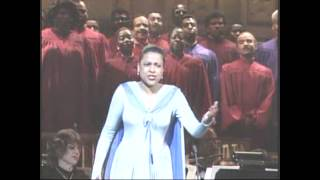 "Kathleen Battle, Jessye Norman: ""Swing Low, Sweet Chariot / Ride Up in the Chariot"" 10 / 22"