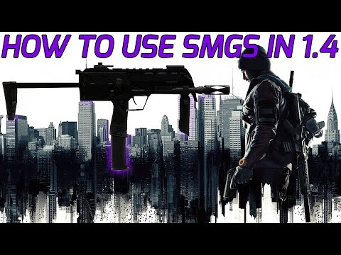 HOW TO USE SMG'S IN 1.4 / NEW GEARSET & THEORYBUILD