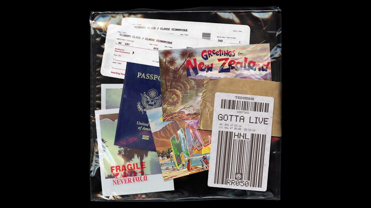 Download Tedashii - Gotta Live ft. Jordan Feliz