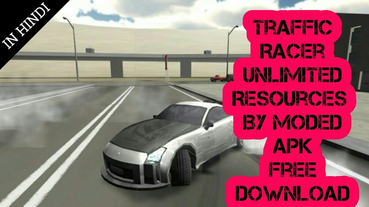 traffic rider mod apk hack