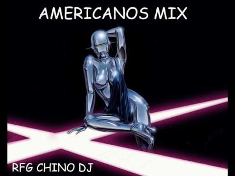 AMERICANOS CLASSIC 80 RFG CHINO IN THE MIX I