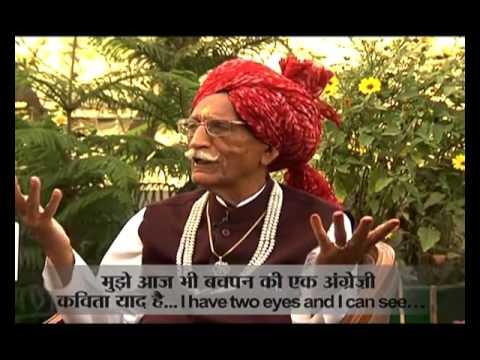 MDH Spices - Mahashay Dharampal Ji's (Shah Ji) Birthday - Interview on News Channel