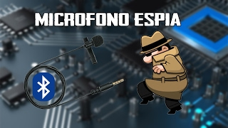 Microfono Espia // Spy Microphone