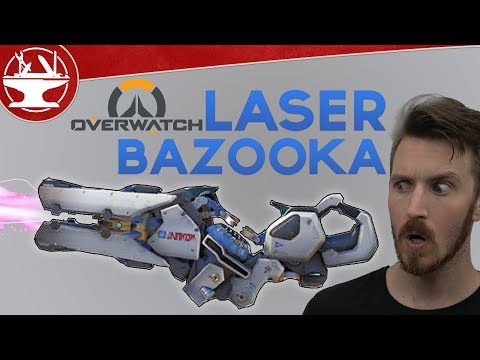 Thumbnail: Overwatch LASER BAZOOKA Build!