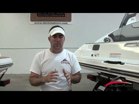 Yamaha VS Scarab/Chaparral/Glastron/SeaDoo Jet Boat Ride Characteristics