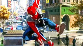 SPIDERMAN PS4 NEW Gameplay Trailer + Release Date (2018)