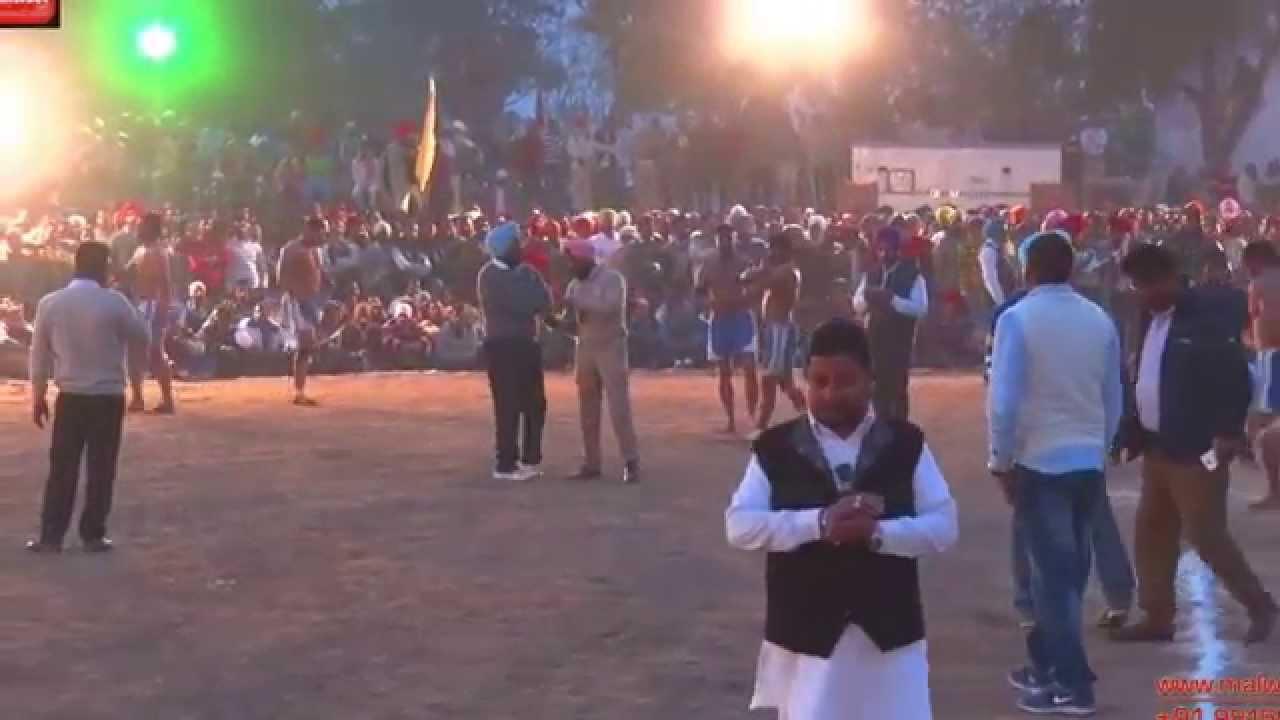 RANWAN (Fatehgarh Sahib) Kabaddi Cup - 2015 || Full HD || Part 2nd.