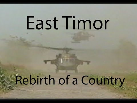 PATRIA The Rebirth of East Timor - War Documentary