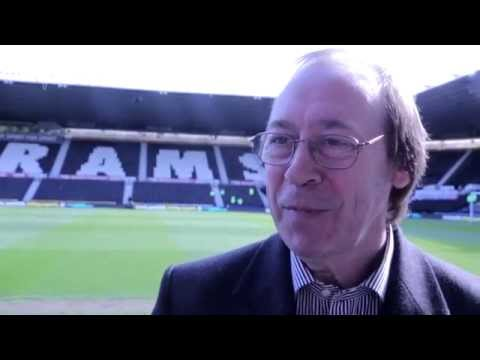 RAMS IN FOCUS | Charlie George Back At Derby County