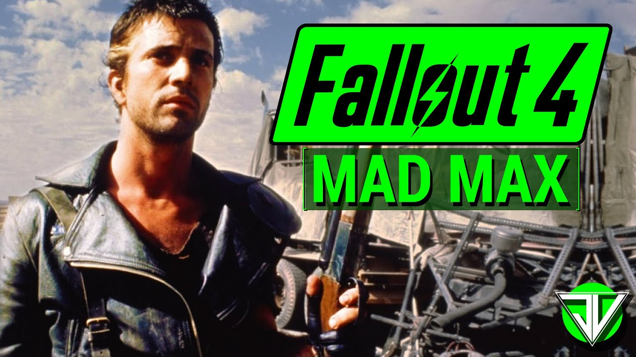 Mad Max Character Build Fallout