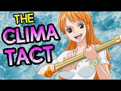 THE CLIMA TACT: Nami's Magic Wand - One Piece Discussion