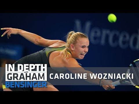 Caroline Wozniacki: I play to win, not to look pretty