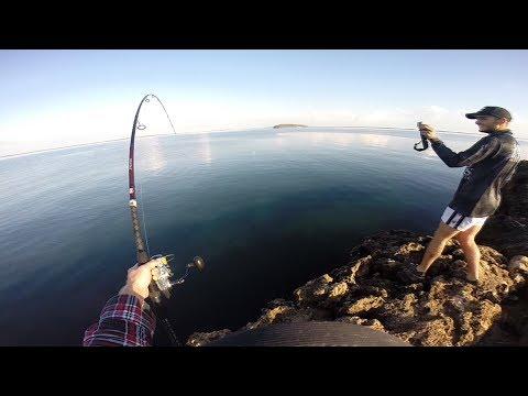 Coffin Bay Ledge Fishing
