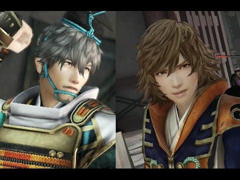 Sengoku Musou 4 II (Samurai Warriors 4 II) - Motonari Mori + Takakage Kobayakawa Gameplay