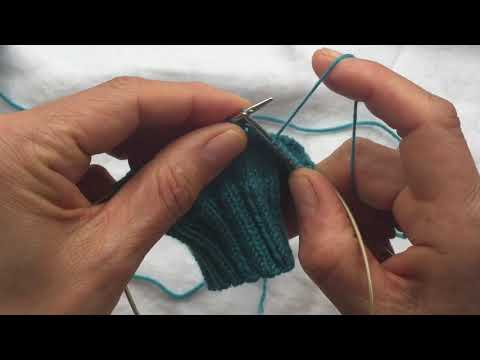 Knitting - Talking About Purling